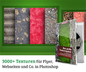 Das große Texturenpaket - 3.000 Texturen