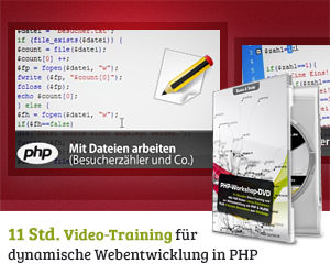 PHP Workshop DVD