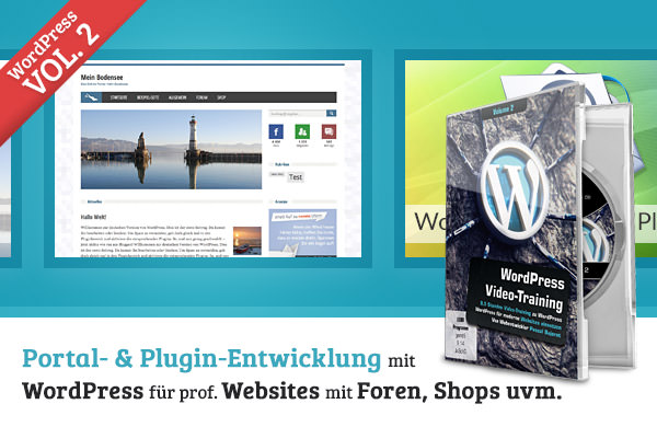 WordPress-Video-Training - Vol. 2 - 600
