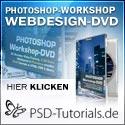 Webdesign Workshop DVD