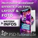 Photoshop Effekte Workshop DVD