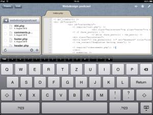 Gusto iPad App
