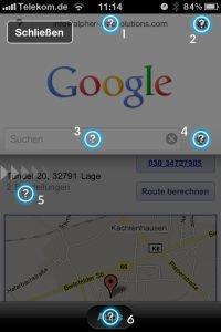 Google Mobile App für iPhone