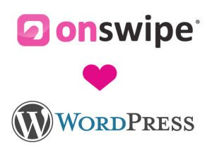 Onswipe WordPress Partnerschaft
