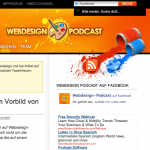 Webdesign Podcast AJAX Suche