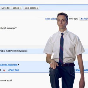 Gmail Motion Beta