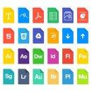 Zwei coole und kostenlose Icon-Sets für File-Types bzw. Extensions