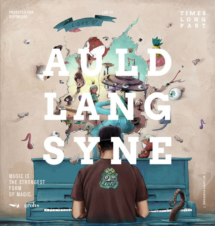 Auld Lang Syne - Depthcore