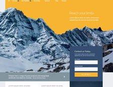 8 kostenlose, professionelle Webseitenvorlagen