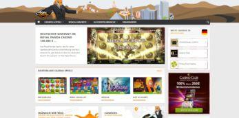 Konversion und UX der Glücksspiel-Webseiten